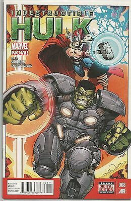 Indestructible Hulk #8 : Marvel Comics