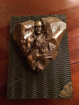Bronze Sculpture - Signed And Numbered 8 /50 ML