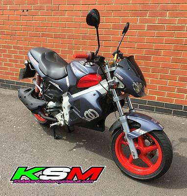 Very Rare 2005 Gilera Dna 180 Scooter 1 Owner Low Mileage