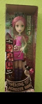 Monster High Sweet Ari Hauntington Doll - NEW & SEALED!