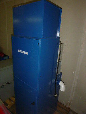 Simco Neutravac Static Eliminating Dust Collector
