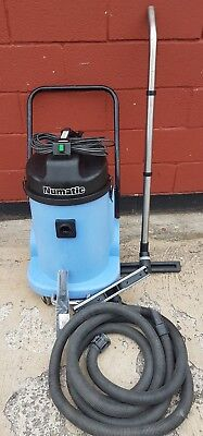 Numatic Wv900-2 (Mod Spec)  Industrial/commercial Wet & Dry Vacuum Cleaner, Gwo