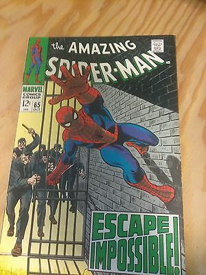 Amazing spiderman 65 FN vf