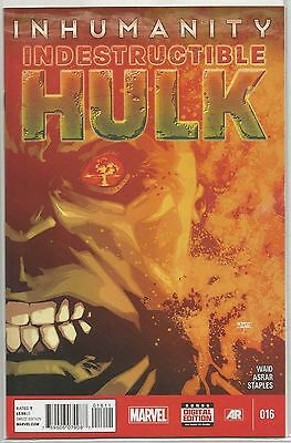 Indestructible Hulk #16 : Marvel Comics