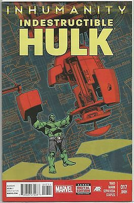 Indestructible Hulk #17 : Marvel Comics