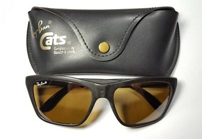 Rare Vintage B&L Ray Ban Bausch & Lomb RB50 Bausch & Lomb Cats Sunglasses France