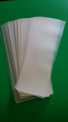100 Bookmark Large Laminating Pouches Sheets 2-3/8 x 8-1/2,  5 Mil