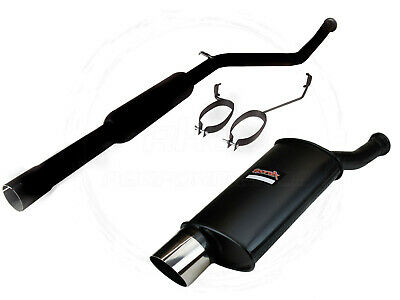 Sportex Peugeot 106 GTi performance exhaust race tube system 1997-2003 T3