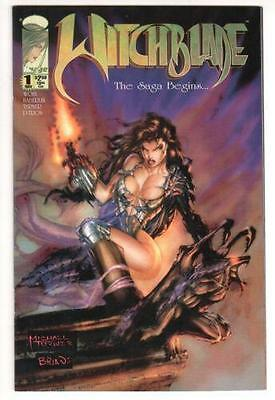 Witchblade v.1 #1 (1995) 1st Printing (NM) Michael Turner art