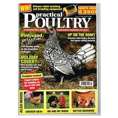 Practical Poultry  Magazine March 2016 MBox2591 Pint-sized perfection Full buyin