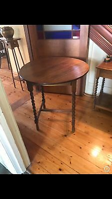 Table - Round Occasional