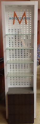Moroccan Oil Display Units, GREAT CONDITION! 2- Lightly Used! 1-Never Used!