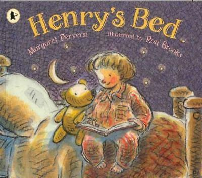 NEW Henry's Bed By Margaret Pervesi Paperback Free Shipping