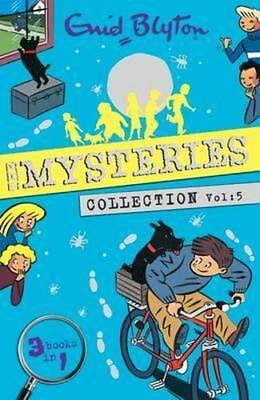NEW The Mysteries Collection Volume 5 By Enid Blyton Paperback Free Shipping