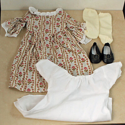 American Girl Doll, Felicity's Meet Outfit, w/ box