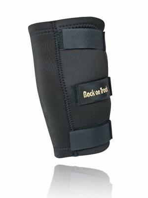 BACK ON TRACK Horse Knee Boots Heat Therapy Relieves Aches Pains Pair Large