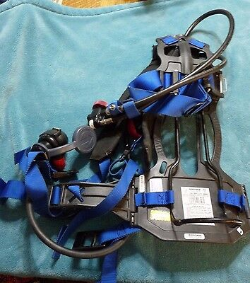 Survivair SCBA Self Contained Breathing Apparatus- Used Training Only