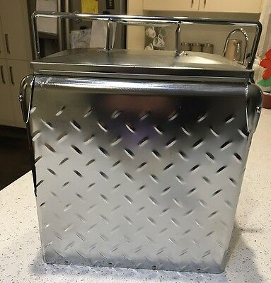 13 Litre Metal Esky - Only Used Once & Very COOL