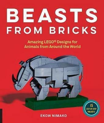 NEW Beasts from Bricks By Ekow Nimako Paperback Free Shipping