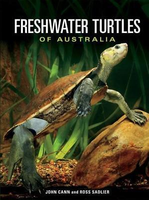 NEW Freshwater Turtles of Australia By John Cann Hardcover Free Shipping