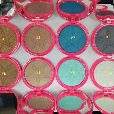 Fashion Jeffree Star Cosmetici Pelle Frost-King Tut, ghiaccio freddo More Makeup