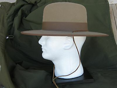 """boss Of The Plains"" Cowboy Hat Size 7"