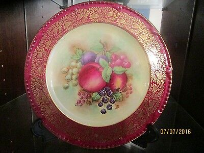 Beautiful Paragon Cabinet Plate