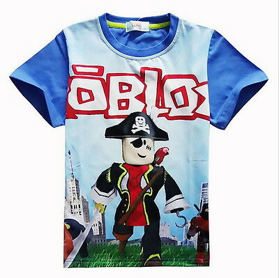 Roblox Pirate Shirt  Shirt BNWT Size 8, 10 and Size 12 Available Childrens Kids