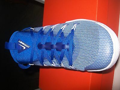 Men's Nike Hypershift Basketball Shoe GAME ROYAL/WHITE 844387-411 Size 9.5