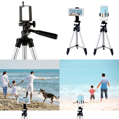 Tripod Stand Monopod for Canon Nikon Sony Fuji Olympus Camera & iPhone Samsung