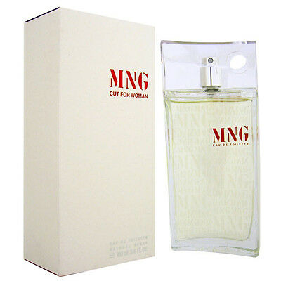 MNG CUT FOR WOMAN de MANGO - Colonia / Perfume EDT 30 mL - Mujer / Femme