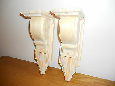 Decorative Wooden Corbels