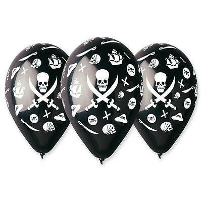 Sachet 10 Ballons Pirate