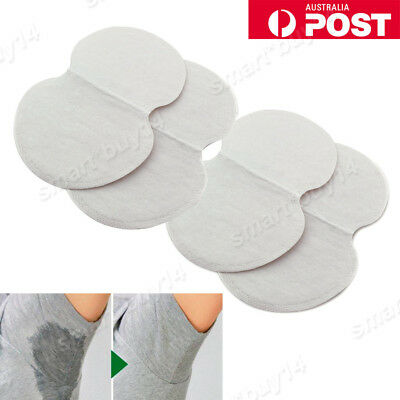 Armpit Sweat Pads Summer Disposable Underarm Absorbing Anti Perspiration New AU