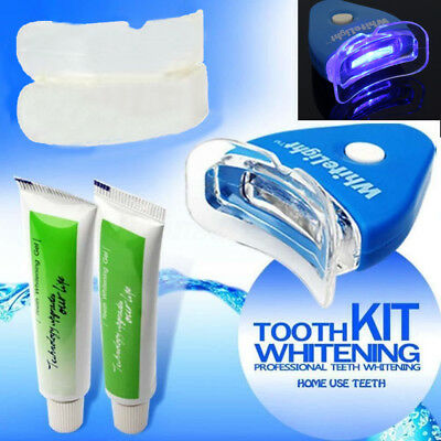 Kit Blanchiment des Dents Blanche Dentaire Blanchisseur Rapide White Light Pro