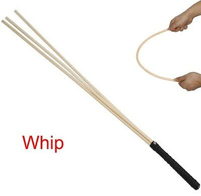 60cm Straight Rattan Prop Whip school Cane Kinky Riding Crop Three Rattans Good