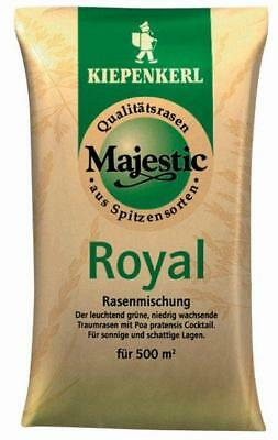 Rasenmischung Majestic Royal mit Poa supina 10kg