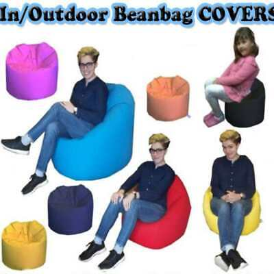 COVERS ONLY - In/Outdoor Beanbag covers - WORLDWIDE FROM THE UK