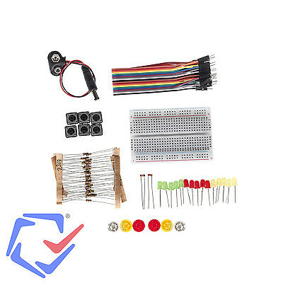 STARTER KIT Ardunio  Kit Quality Material Electrical Components Home workshop