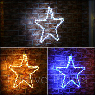 CONNECTABLE ConnectPro OUTDOOR GARDEN WALL CHRISTMAS LED LIGHT STAR SILHOUETTE