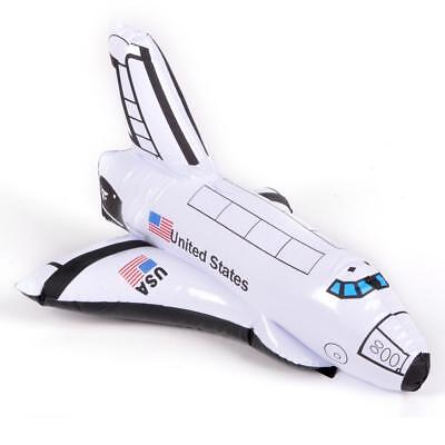 Inflatable American Usa Space Shuttle Rocket - Blow Up Kids Party Fun Toy Plane