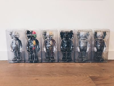 KAWS First Edition Full set New/Unboxed
