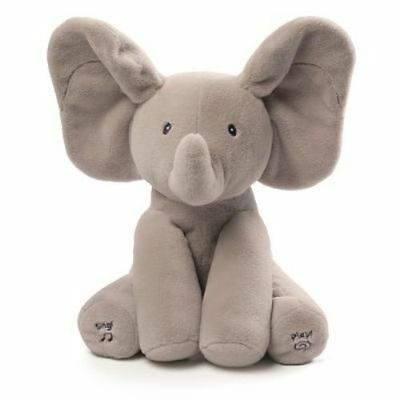 Sing and Play Flappy Elephant Toy