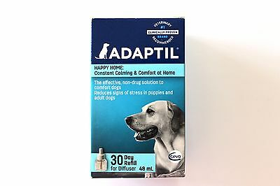 Adaptil Happy Home 30 Day Refill For Diffuser - 48ml