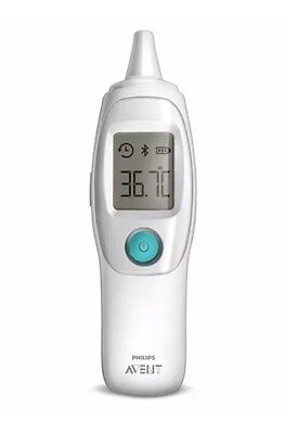 Philips Avent Smart Ear Thermometer SCH740/86, Brand New