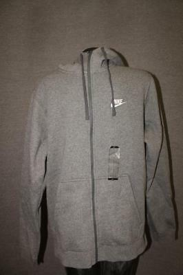 Nike Men's Sportswear Hoodie Heather 804389-071 Size Large Nwt New Jacket