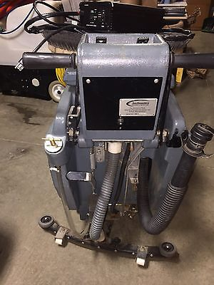 "Nobles Model 2001 20"" Floor Scrubbers"
