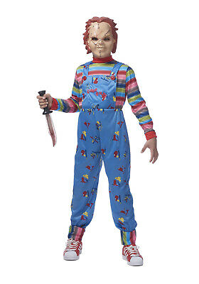Seed of Chucky - Deluxe Chucky Child Costume
