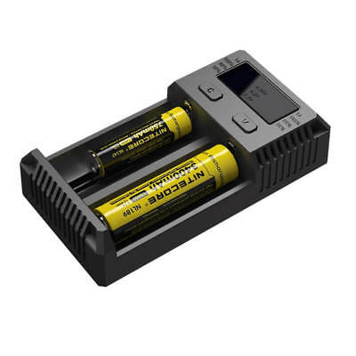 Nitecore i2 Intellicharge Battery Charger