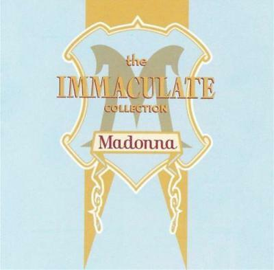 MADONNA The Immaculate Collection (CD 1990) USA Import EXC Best Of/Greatest Hits
